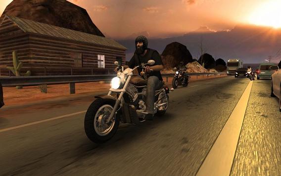 Racing Fever: Moto captura de pantalla 15