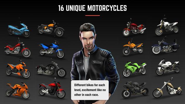 Racing Fever: Moto apk screenshot
