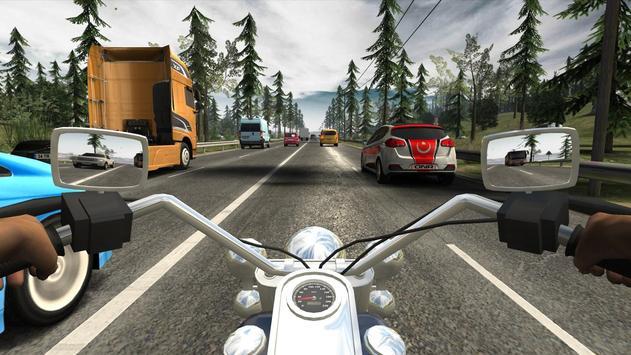 Racing Fever: Moto captura de pantalla 4