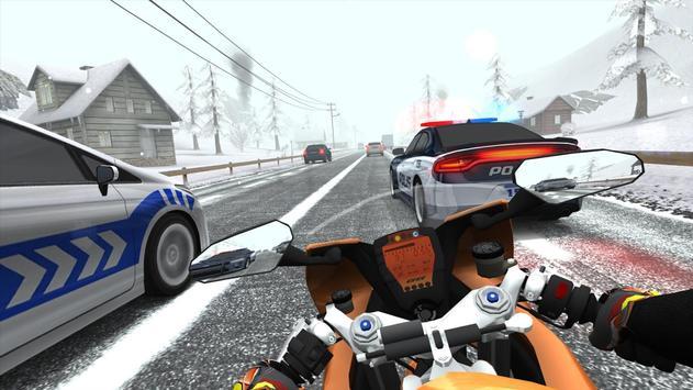 Racing Fever: Moto apk تصوير الشاشة