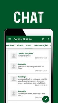 Coxa - Notícias do Coritiba apk screenshot