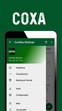 Coxa - Notícias do Coritiba poster