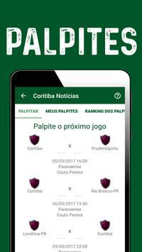Coxa - Notícias do Coritiba screenshot 4