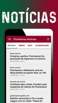 Notícias do Fluminense screenshot 1