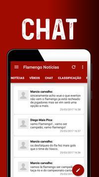 Notícias do Flamengo apk screenshot