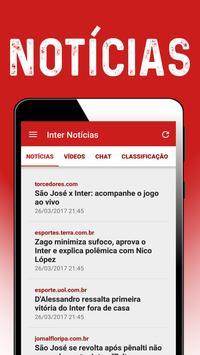 Notícias do Internacional-RS apk screenshot