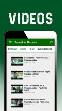 Notícias do Palmeiras screenshot 2