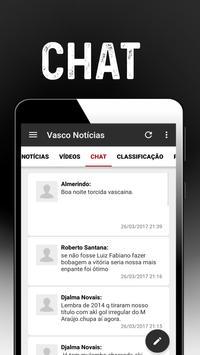 Notícias do Vasco da Gama apk screenshot