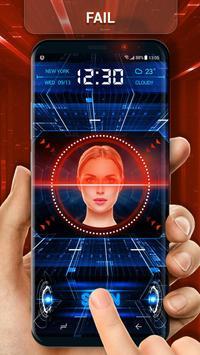 Unlock Phone with Face Detection Locker (Prank) screenshot 3