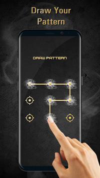 Cool Gun Shooting Lock Screen App screenshot 4