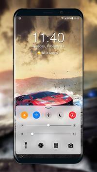 Car Parallax Locker&Live lock screen for Free screenshot 3