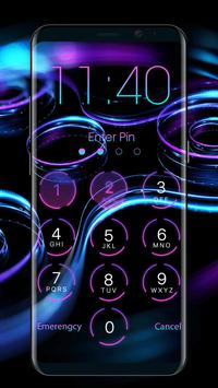 Passcode Lock Screen 2018 screenshot 3