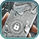 Waterdrop lock screen for you APK