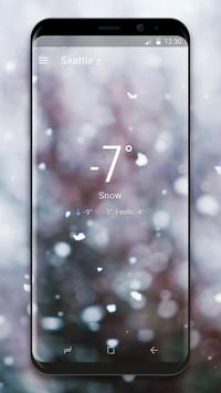 Real Time Weather Live Wallpaper screenshot 3