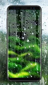 Waterdrops Live Wallpaper 2018 poster