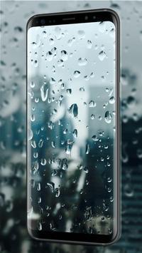 Waterdrops Live Wallpaper 2018 screenshot 2