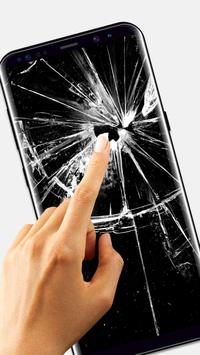 Broken Glass Wallpaper for Android apk screenshot