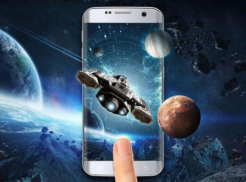Galaxy HD Wallpaper poster