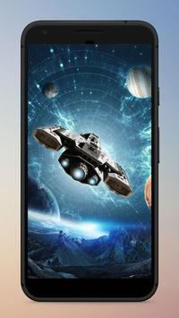 Galaxy HD Wallpaper screenshot 1