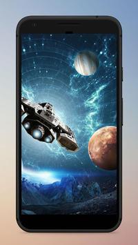 Galaxy HD Wallpaper screenshot 2
