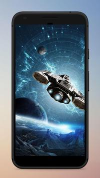 Galaxy HD Wallpaper apk screenshot