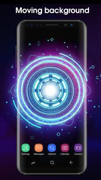Solar live wallpaper galaxy Space screenshot 5