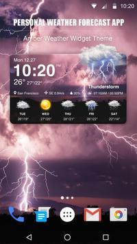 New Weather App & Widget for 2018 screenshot 4