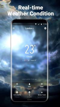 New Weather App & Widget for 2018 screenshot 7