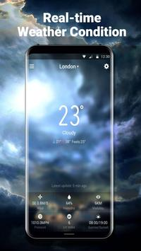 New Weather App & Widget for 2018 screenshot 7