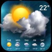 Live Weather Forecast Widget icon