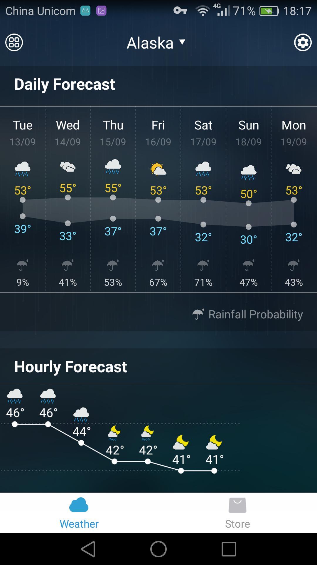 Today's Weather Radar Widget for Android - APK Download