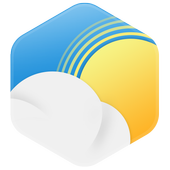 Amber Weather icon