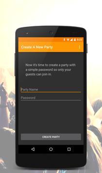 Jukestar - Party Host - Social Jukebox for Spotify apk screenshot
