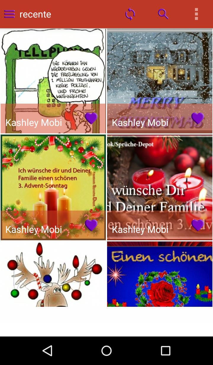Fröhliche Weihnachten For Android Apk Download
