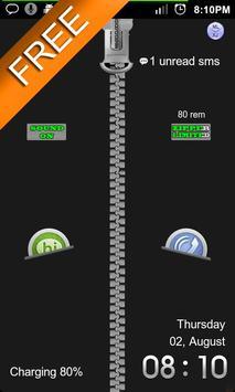 MLT - Zipper 1 Free poster
