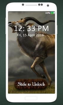 Animal Advance Lock Screen apk screenshot
