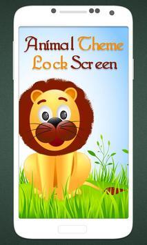 Animal Advance Lock Screen poster