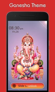 Ganesha Advance Lock Screen apk screenshot