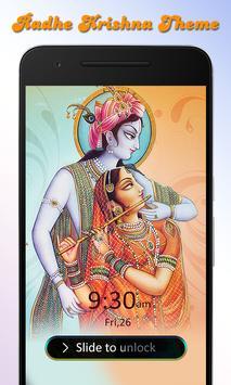 Radhe Krishna Advance Lock poster