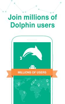 海豚瀏覽器 - Dolphin Browser 🐬 海報