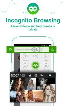 海豚浏览器- 酷炫主题 极速浏览 手势插件 flash播放神器,隐私且安全的浏览器 截图 5