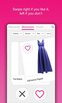 Mencanta Dresses on Sales apk screenshot