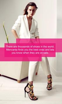 Mencanta Shoes on Sales poster