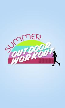 30 Minute Summer Workout FREE poster