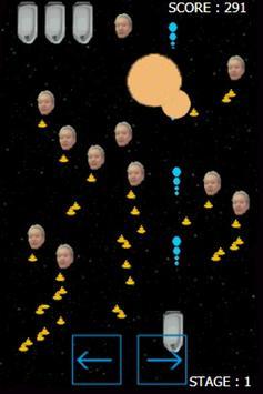 ピープルのおっさんのシューティングゲーム screenshot 5