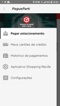 Pague Park Shopping Recife apk screenshot