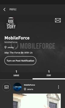 Ride Your Story apk screenshot