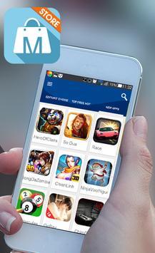 Mobi Store - App Market poster