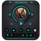 Musical Launcher : For Music Lovers icon