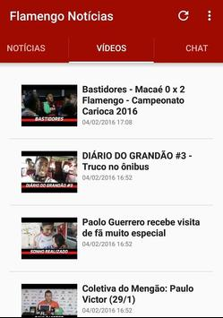 Noticias do Flamengo screenshot 1